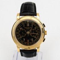 Patek Philippe Chronograph Yellow gold 41mm Black Arabic numerals