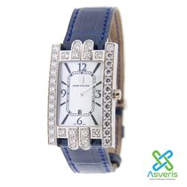 Harry Winston Avenue White gold 26.1mm Mother of pearl Arabic numerals United States of America, Washington, Seattle