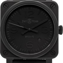 Bell & Ross Ceramic 42mm Automatic BR 03-92 pre-owned United Kingdom, Essex