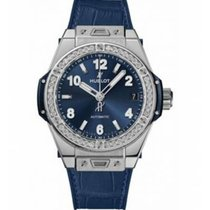 Hublot Big Bang Blue No numerals