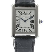 Cartier Tank Solo Steel 24mm Silver United States of America, New York, NY