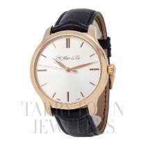 H.Moser & Cie. new Automatic Central seconds 41mm Rose gold Sapphire crystal