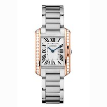 Cartier Tank Anglaise W3TA0002 new