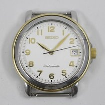 Seiko Steel 36mm Automatic 31A0534 pre-owned