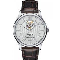 Tissot Steel 40mm Automatic T063.907.16.038.00 new