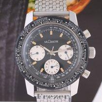 Jaeger-LeCoultre Deep Sea Chronograph Otel 40mm Negru Fara cifre