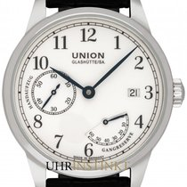 Union Glashütte new Manual winding Small Seconds Power Reserve Display 41mm Steel Sapphire crystal