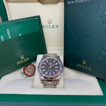 Rolex Datejust II 116334 GAO 2012 pre-owned