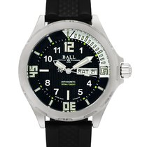 Ball Engineer Master II Diver Steel 42mm Black United States of America, New Jersey, Cresskill