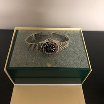 Rolex GMT-Master II Çelik 40mm Siyah Sayılar yok Türkiye, İstanbul