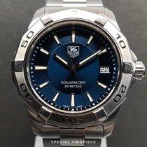 TAG Heuer Aquaracer 300M Stahl 41mm Blau Keine Ziffern