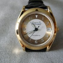 Auguste Reymond Steel 35mm Automatic 49120 new