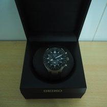 Seiko Astron GPS Solar Chronograph new 2018 Quartz Chronograph Watch with original box and original papers SSE169J1