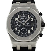 Audemars Piguet Royal Oak Offshore Chronograph Сталь 42mm Черный
