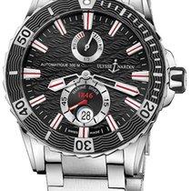 Ulysse Nardin Diver Chronometer новые 2020 Автоподзавод Часы с оригинальными документами и коробкой 263-10-7M/92
