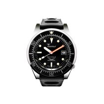 Squale Steel Automatic Black 42mm new