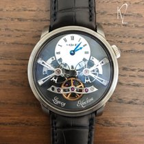 Mb&f White gold 44.0mm Manual winding 02.WL.W 18K WHITE GOLD new
