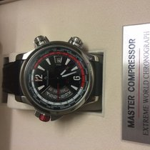 Jaeger-LeCoultre Master Compressor Extreme W-Alarm Zeljezo