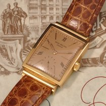 Patek Philippe RECTANGULAR CURVED 1577