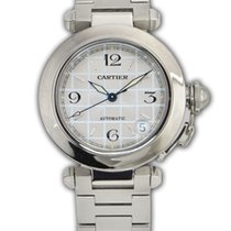 Cartier 2324 Steel Pasha C pre-owned United States of America, New York, New York