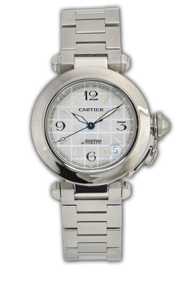 5003bc982d93c Cartier 2324 | Cartier Reference Ref ID 2324 Watch at Chrono24