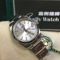 Rolex Cally - 178240 31mm Datejust Sliver Stick Dial [NEW]