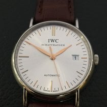 IWC Portofino stainless steel ref.iw 356303