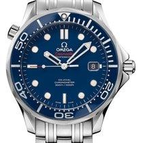 Omega Seamaster Diver 300m 41mm Blue Steel 212.30.41.20.03.001