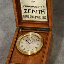 Zenith Watch pre-owned Manual winding Watch with original box
