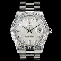 Rolex Day-Date 36 ref 118366 Platinum