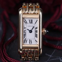 Cartier Tank Americaine Gold