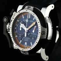 Graham Chronofighter Seal Scarab Oversize XL 47MM