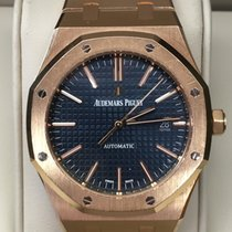 Audemars Piguet Royal Oak Rose Rold / 11-2016 15400OR.OO.1220O...
