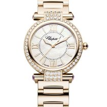 Chopard 384238-5004 Imperiale - Round 28mm in Rose Gold with...