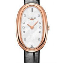 Longines Symphonette Rose gold 18.9mm Mother of pearl United Kingdom, Hemel Hempstead, Hertfordshire