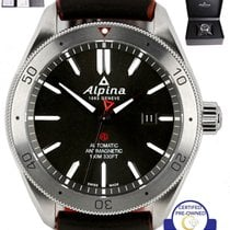 Alpina Alpiner 4 Automatic Anti-Magnetic 44mm Stainless Black...