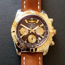 Breitling Chronomat 44 Stahl Gold  CB0110