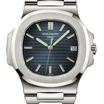 Patek Philippe 5711/1A-010 Nautilus Mens Stainless Steel Watch