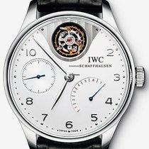 IWC Men's IW504204 Portuguese Tourbillon Mystère Limited 50pcs