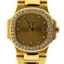 Patek Philippe Nautilus Yellow gold 27mm Yellow No numerals United States of America, New York, New York