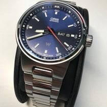 Oris Williams F1 Day Date Blue Bracelet