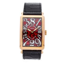 Franck Muller Long Island Red Crazy Hours 1200CH