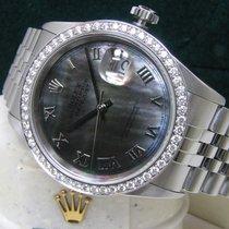 Rolex Datejust Steel 36mm Mother of pearl Roman numerals United States of America, Pennsylvania, HARRISBURG