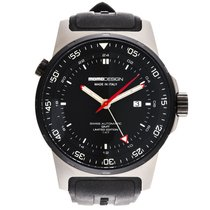 Momo Design 46mm Automatic pre-owned Black