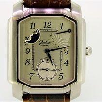 Glashütte Original Chronometer 26,2mm Handaufzug 2005 gebraucht Senator Karrée