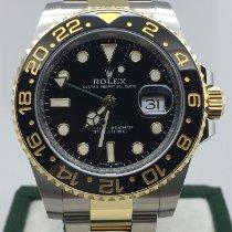 Rolex GMT-Master II ikinci el 40mm Altın/Çelik