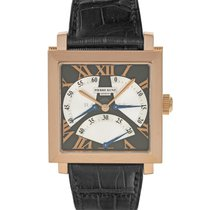 Pierre Kunz Rose gold 38mm Automatic pre-owned
