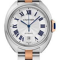 Cartier Steel 40mm Automatic W2CL0002 new United States of America, New York, New York