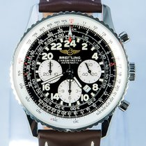 Breitling Navitimer Cosmonaute pre-owned 41mm Steel