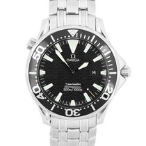 Omega Seamaster Diver 300 M Steel 41mm Black United States of America, New York, Smithtown